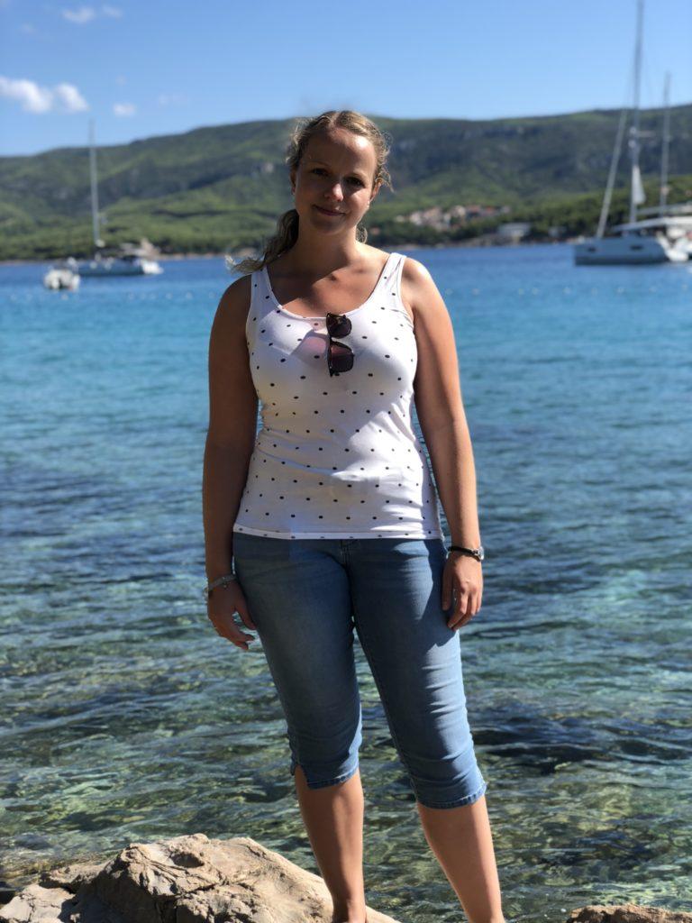 Eva in Kroatien