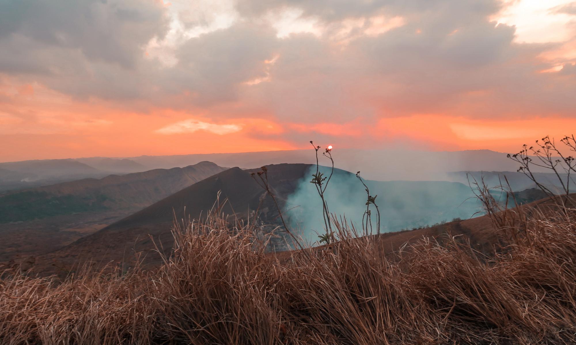 Masaya Vulkan Nationalpark
