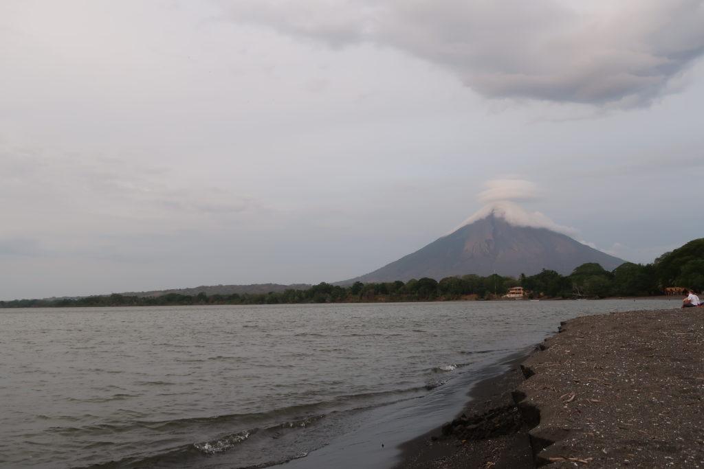 Vulkan auf Ometepe
