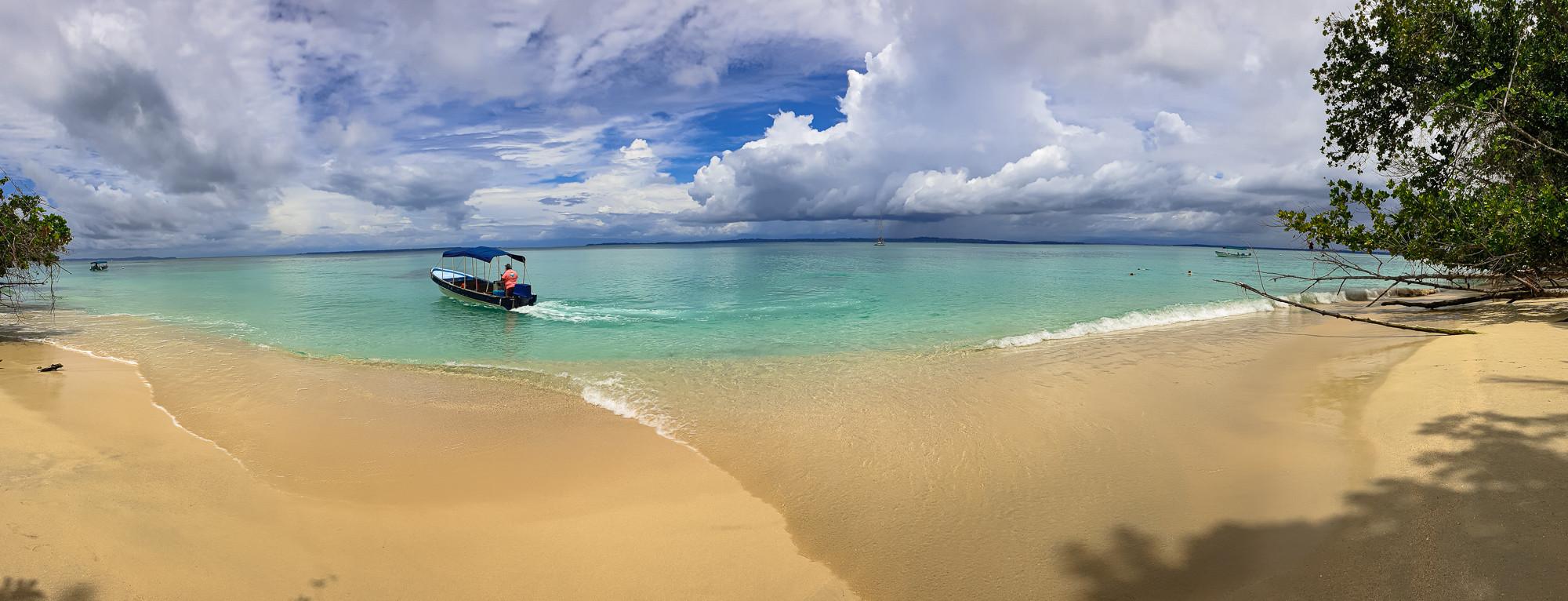 Traumstrand Bocas del Toro