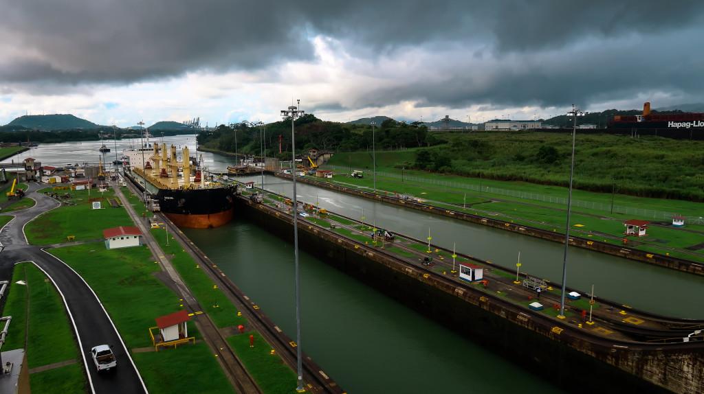 Der Panama Kanal