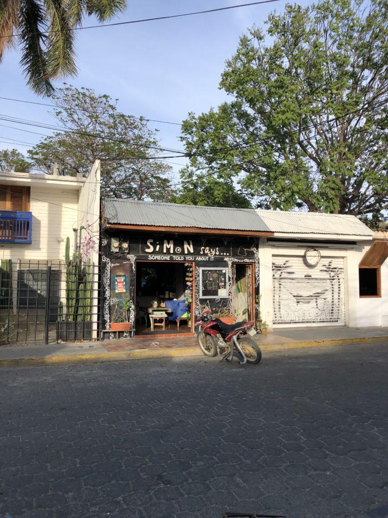 Restaurant Simon Says in San Juan Del Sur
