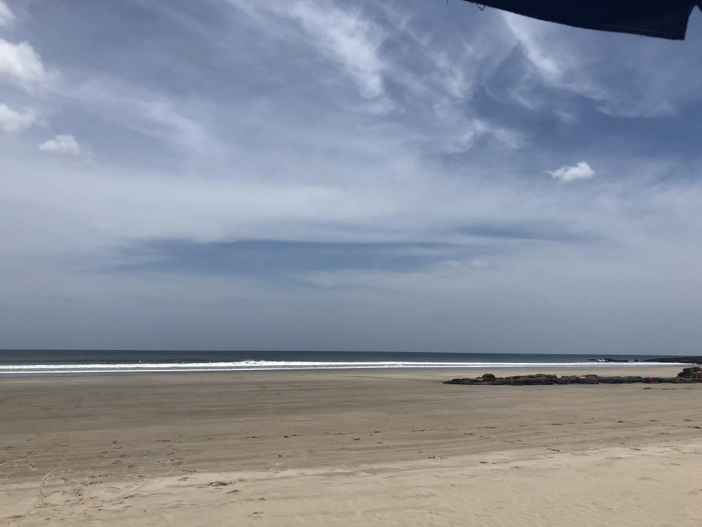 Beach Maderas in San Juan Del Sur