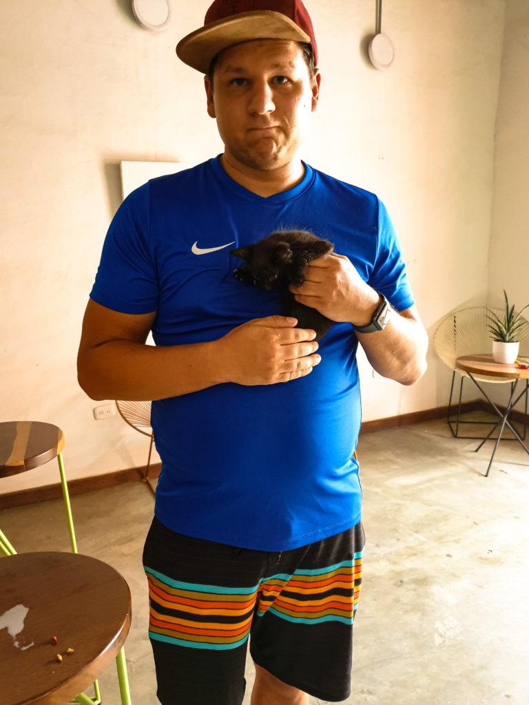 Katzenrettung in Santa Marta