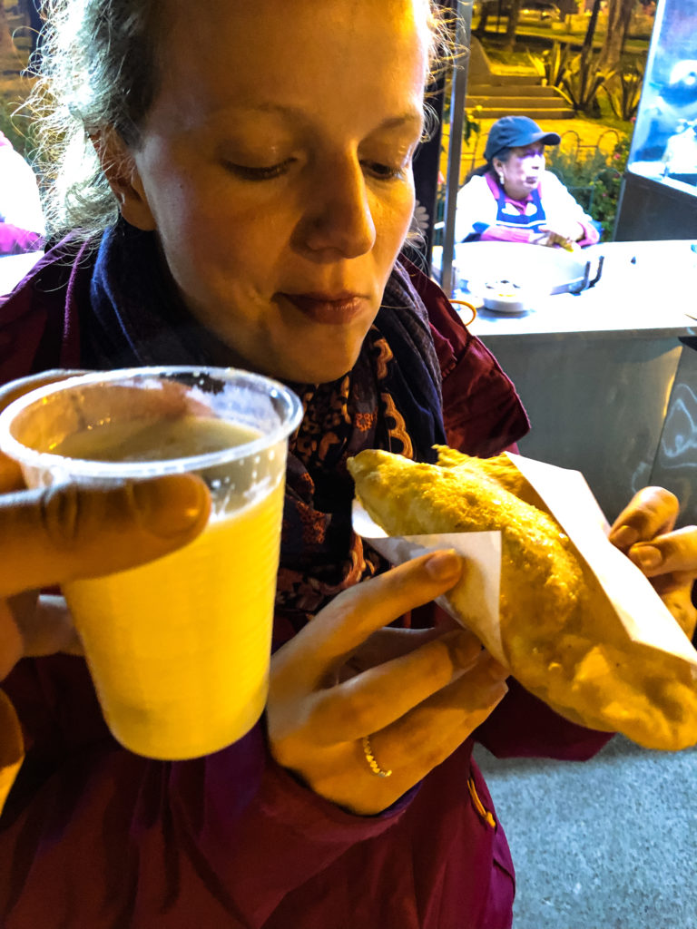 Streetfood Quito